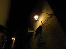 Светлый столб Стоковые Фотографии RF