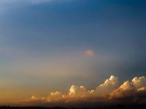 Светлый хлопок Стоковая Фотография