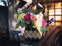 Светлый цветок Стоковые Изображения