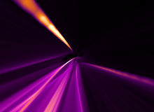 свет 15 влияний Стоковая Фотография