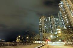 свет 3 городов Стоковое Изображение RF