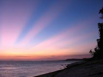 свет amazonia Стоковая Фотография RF