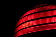 свет automobiletail Стоковые Фото