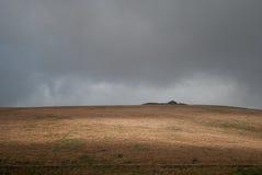 Свет Dartmoor Стоковое Изображение