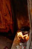 Свет Diwali стоковые изображения rf