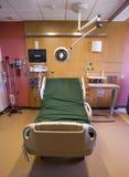 Свет Informati рассмотрения Siderails кровати комнаты спасения больницы Стоковые Фото