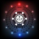 Свет Vip предпосылки казино, казино, покер eps 10 бесплатная иллюстрация
