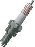 Свеча зажигания для двигателя Стоковое Изображение