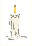 Свеча бесплатная иллюстрация