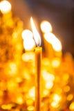 Свеча стоковые изображения