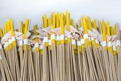 Свечи, ладан для поклонения Стоковое Фото