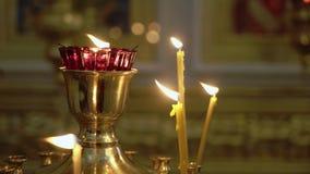 Свечи в церков акции видеоматериалы