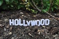 Свечи Голливуда стоковое фото rf