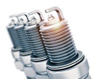 Свечи зажигания Стоковая Фотография RF