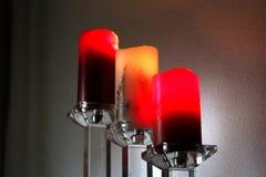 Свечи дисплея Стоковые Фото