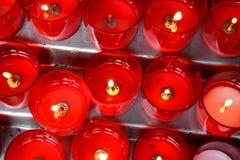 Свечи молитве Стоковое фото RF