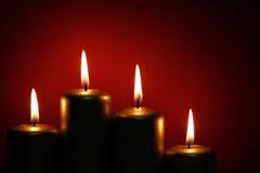 Свечи Стоковые Изображения