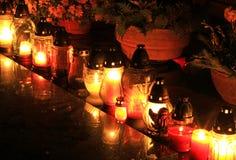 Свечи Стоковое Фото