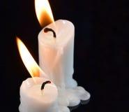 Свечи Стоковое Изображение RF