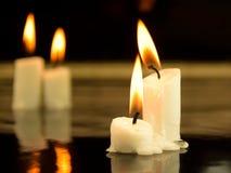 Свечи Стоковая Фотография RF
