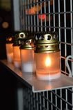 Свечи Стоковые Фото