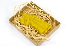 свечка коробки handmade Стоковые Изображения RF