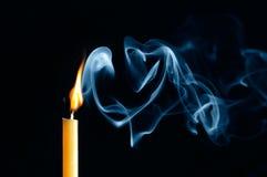 свечка Стоковые Фотографии RF