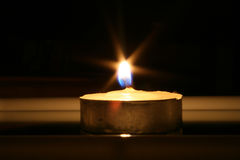 свечка Стоковые Фото