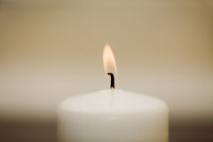 свечка Стоковое Фото