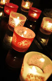 свечка Стоковое Изображение
