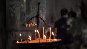 Свечки освещения в церков акции видеоматериалы