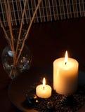свечки тростника Стоковая Фотография RF