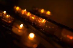 свечки Стоковое фото RF