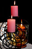свечки Стоковое Изображение