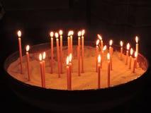 свечки Стоковые Изображения