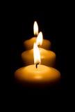 свечки Стоковое Изображение RF