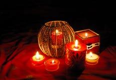 свечки Стоковые Изображения RF