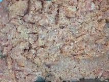 Свиная отбивная в рынке для продажи Стоковое Изображение RF