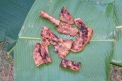 Свинина жаркого Стоковые Фотографии RF
