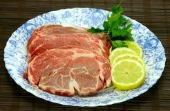 свинина мяса стоковые фотографии rf
