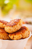 свинина пирожков мяса овечки говядины Стоковое фото RF