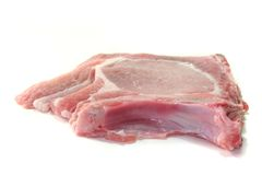 свинина chop Стоковая Фотография RF
