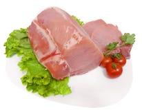 свинина chop Стоковые Изображения RF