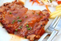 свинина chop Стоковая Фотография