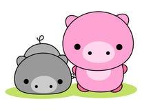 свиньи свиньи