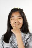свинья стороны смешная Стоковое фото RF