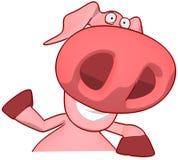 свинья иллюстрация вектора