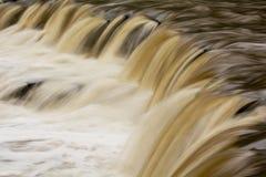 свирепствуя вода Стоковое Изображение