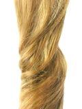 свирль волос Стоковое фото RF