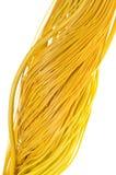 Свирль желтых проводов Стоковое Изображение
